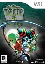 Death Jr: Root of Evil WII USATO ITA