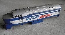 Vintage 1980s HO Scale Tyco Midnight Special Locomotive Body 1060 LOOK