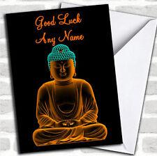 Bouddha Chance Personnalisé carte