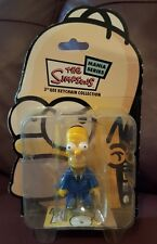 The Simpsons Mania Series Homer Qee Keychain (Blue Suit Homer) Extremely Rare