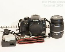 Canon EOS 1000D with zoom lens, great conditions  - EOS Rebel XS