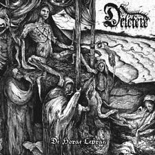 DELETERE De Horae Leprae CD  Monarque  Ossuaire  Satanic Warmaster  Csejthe Mgla