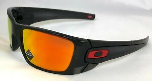 Oakley Fuel Cell - Black Ink with Prizm Ruby Polarized Lens - OO9096-K0