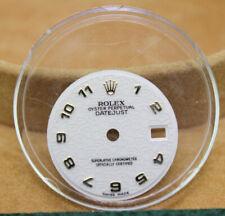 Original Lady Rolex Datejust 179173, 79178 Cream Jubilee Arabic Dial Swiss Made