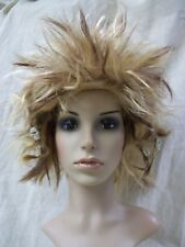 Crazy Caveman Wig Wild Frizzy Mountain Man Cro Mag Prehistoric Neanderthal Wooly
