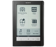 Sony Digital eBook Reader Touch Edition PRS-600