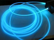 Fiber Optic Infilled Side Glow Lighting Filament 4.0 Mm .157 Dia for Long Length