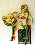 OCHO RIOS,Hard Rock Cafe Pin,SEXY Girl,XXX #1 VHTF *Closed*