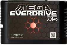 Mega everdrive X5 MEGADRIVE MEGA DRIVE SEGA krikzz nunca Unidad Micro Sd Nuevo