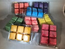 3 LAUNDROMAT Triple Scented Soy Wax NOOPYS Melts Tarts Wickless Clam Shells