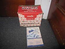 VINTAGE EVENFLO 4 AND 8 OUNCE GLASS BABY FEEDING BOTTLES Nipples in BOX RARE