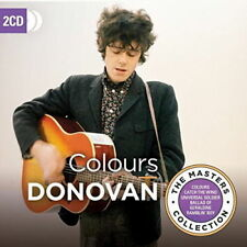 DONOVAN COLOURS 2 CD (Released 27th July 2018)