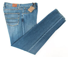 Mens AGAVE DENIM Stonewashed Waterman Relaxed Fit Jeans 33 Fits 32 NWT