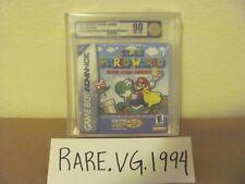 Super Mario Advance 2: Super Mario World Gameboy Advance GBA FIRST PRINT VGA 90