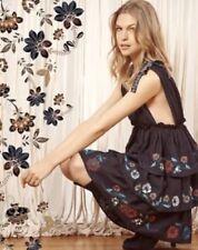 NWT Free People / Red Carter Nerano Tiered Mini Dress Size Medium