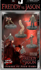 Freddy vs. Jason Forest of Fear Board Game [Neca Horror Miniatures Movie] New
