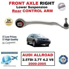 FRONT AXLE RIGHT Lower Rear CONTROL ARM for AUDI ALLROAD 2.5 2.7 4.2 2000-2005