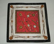 Polyester Original Vintage Scarves & Shawls