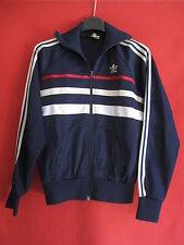 Veste Vintage First Marine ADIDAS Made in UK England 80'S taille 168 / S