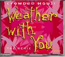 Crowded House Weather with you-The Remix (1991) [Maxi-CD]