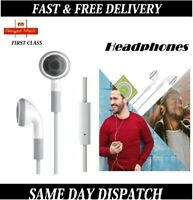 New Headphones Earphones for Apple iPod Touch Nano iPhone 4 5 6 MP3 Player DS PS