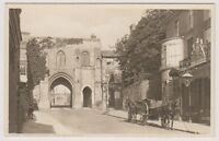 Hampshire postcard - The Westgate, Winchester (A492)
