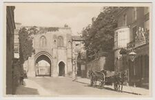 Hampshire postcard - The Westgate, Winchester