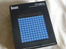 Divoom Timebox Bluetooth Sealed Box Speaker Alarm Sleep Aid NEW Pixel Art