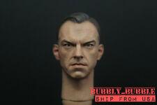 1/6 Red Skull Hugo Weaving Head Sculpt For Captain America Hot Toys Male Figure