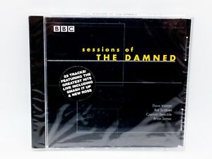 THE DAMNED - BBC SESSIONS OF CD 2000 NEW & SEALED