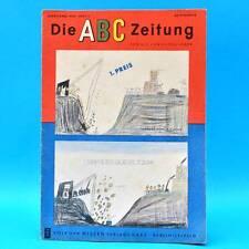DDR ABC-Zeitung 5/1949 Zeitschrift für Junge Pioniere FDJ POS Schule B