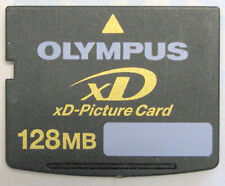 OLYMPUS Standard Type 128MB xD-Picture Card + Holder