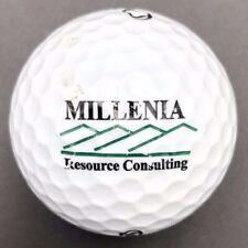 Millenia Resource Consulting Logo Golf Ball (1) Callaway Hx Bite Preowned