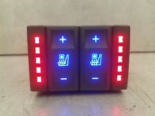 Ford Mondeo Mk3 2004-2007 Reg Blue / Red Led Heated & Cooled Seat Switch