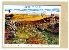 Arctic Tundra Complete Sheet 10 S/A MNH $.37 Stamps Scotts 3802 FACTORY SEALED