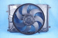 Genuine Mercedes 2045000293 Cooling Fan Blade w/ Shroud Less Motor