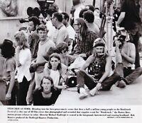 Woodstock Michael Wadleigh Original Vintage 1970