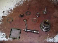 HONDA ATC 250 BIG RED OEM OIL SCREEN AND MISC. PARTS    A2218