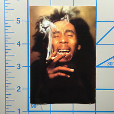 "Bob Marley 4"" Color Vinyl Decal Sticker BOGO"