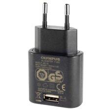 Olympus F-2AC-3D 2 Broche Euro Chargeur AC Adaptateur pour D750 D755 D760 VR350 VR360