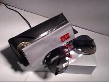 Ray-Ban RB3025 AVIATOR 58mm METAL - GUNMETAL Frame GRADIENT GREY Lenses Blk case
