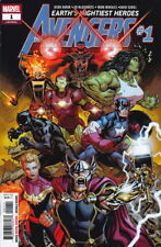 Avengers #1  Marvel Comic Book 2018  Sold Out 1st Print Nm