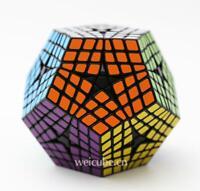 ShengShou 6x6x6 Megaminx Teraminx Twist Puzzle Magic Cube Intellectual Train toy