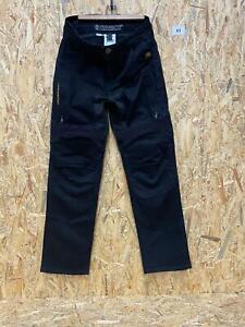 TRILOBITE Motorrad Herren Jeans Parado schwarz Größe: W34/L32 mit CE-Protektoren