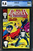 PUNISHER #70 (MARVEL COMICS 9/1992) KINGPIN, TARANTULA APP. CGC 9.8 NM/MT WP