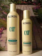 Redken Cat Shampoo &Replenishing Conditioner Restores Hairs Moisture Balance SET