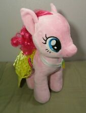 Build a Bear My Little Pony Pinkie Pie Plush with Cape & Extras