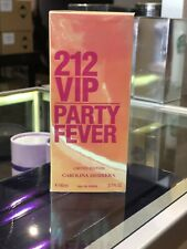 212 Party Fever by Carolina Herrera 2.7 oz EDT Spray (Limited Edition) Perfume f