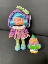 Vintage Strawberry Shortcake Plum Puddin Pudding W Pet Owl