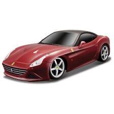 Artículos de automodelismo y aeromodelismo Bburago color principal azul Ferrari